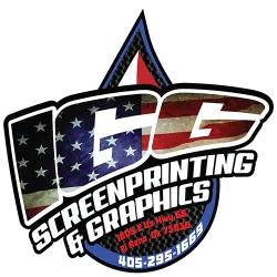 IGG Screen Printing Logo