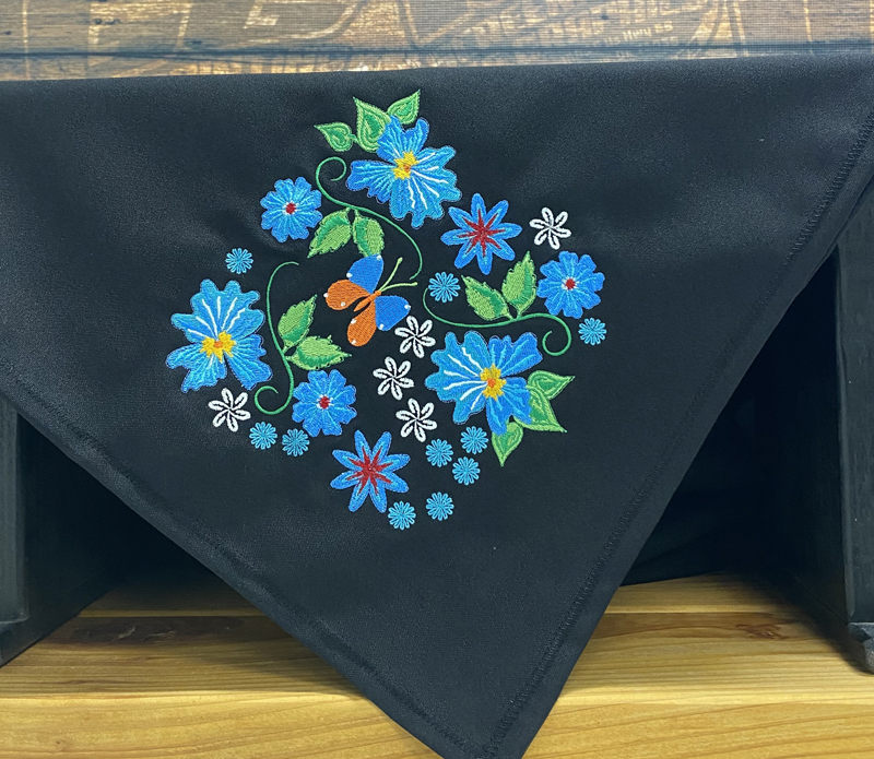 cloth embroidery