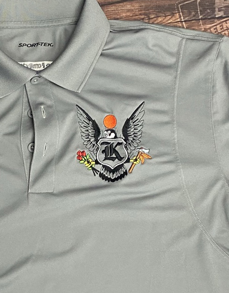 shirt embroidery example