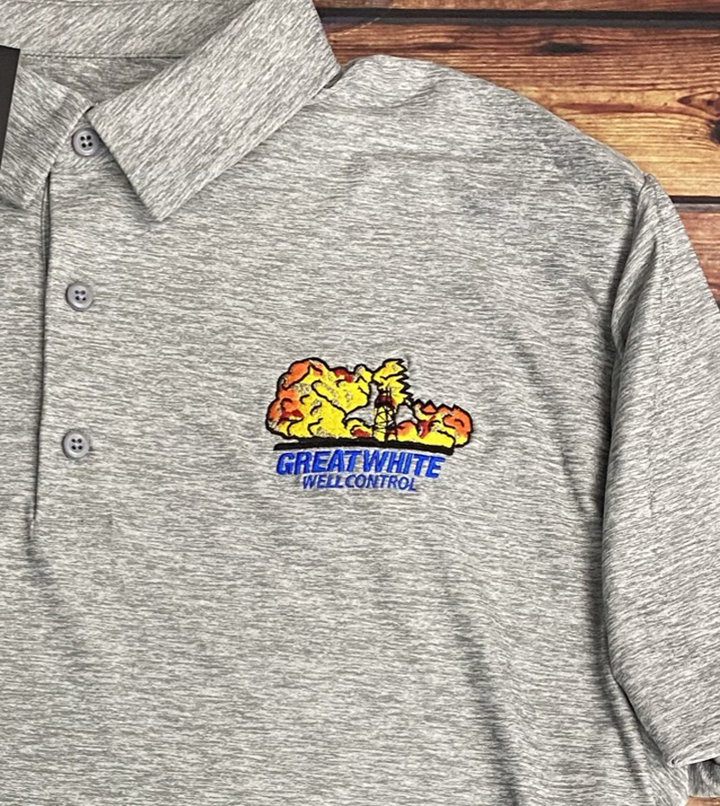 shirt embroidery and printing