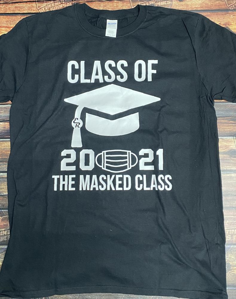 graduation class printing